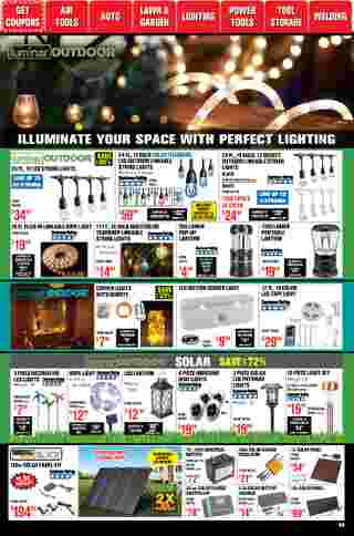 Harbor Freight Tools - deals are valid from 01/01/21 to 01/31/21 - page 50.