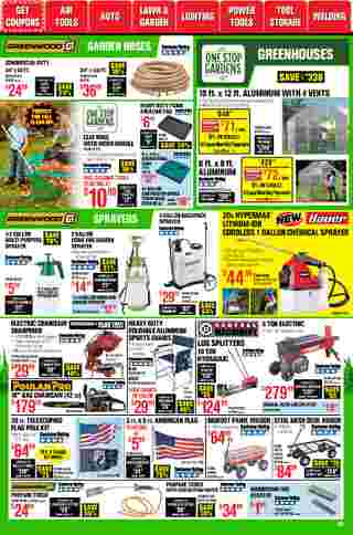 Harbor Freight Tools - deals are valid from 01/01/21 to 01/31/21 - page 55.