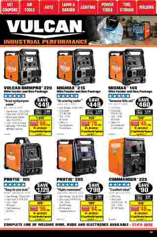 Harbor Freight Tools - deals are valid from 01/01/21 to 01/31/21 - page 61.