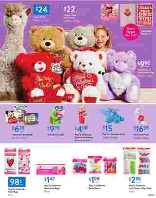 Walmart - deals are valid from 01/31/20 to 02/14/20 - page 13.