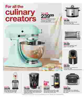 Target - deals are valid from 12/01/19 to 12/07/19 - page 10.