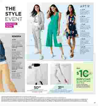 Kohl's - deals are valid from 03/13/20 to 03/22/20 - page 11.