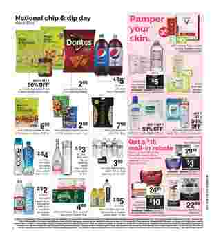 CVS - deals are valid from 03/22/20 to 03/28/20 - page 6.