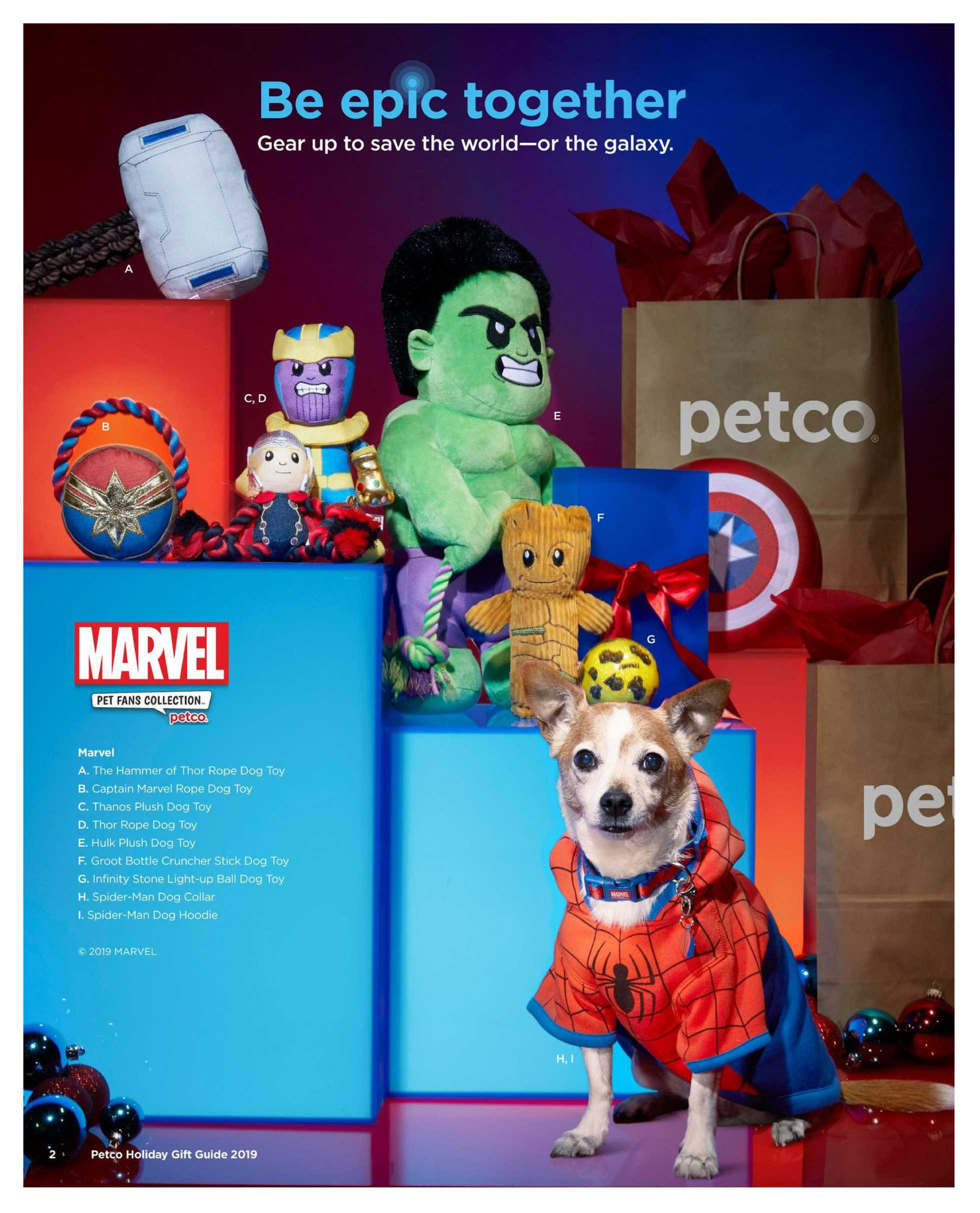 Petco - deals are valid from 11/17/19 to 12/25/19 - page 2.