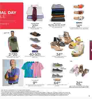Kohl's - deals are valid from 05/23/19 to 05/27/19 - page 9.