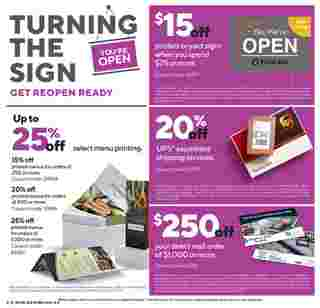Staples - deals are valid from 09/13/20 to 09/19/20 - page 8.