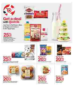 Target - deals are valid from 12/01/19 to 12/07/19 - page 40.
