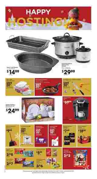 Ralphs - deals are valid from 11/20/19 to 11/28/19 - page 9.