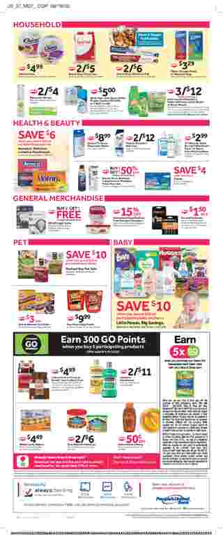 Stop & Shop - deals are valid from 09/04/20 to 09/10/20 - page 12.