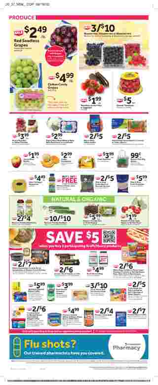 Stop & Shop - deals are valid from 09/04/20 to 09/10/20 - page 13.