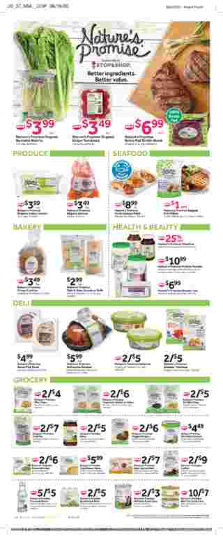 Stop & Shop - deals are valid from 09/04/20 to 09/10/20 - page 14.