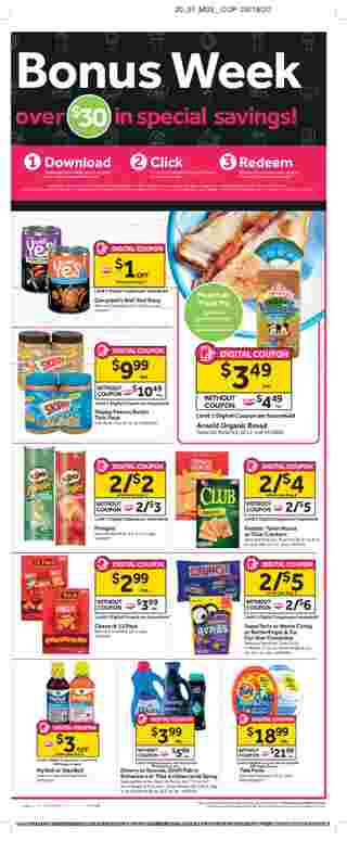 Stop & Shop - deals are valid from 09/04/20 to 09/10/20 - page 5.