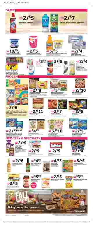 Stop & Shop - deals are valid from 09/04/20 to 09/10/20 - page 9.