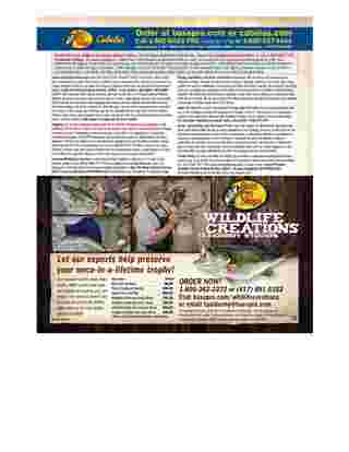 Bass Pro Shops - deals are valid from 09/01/19 to 12/28/19 - page 73.
