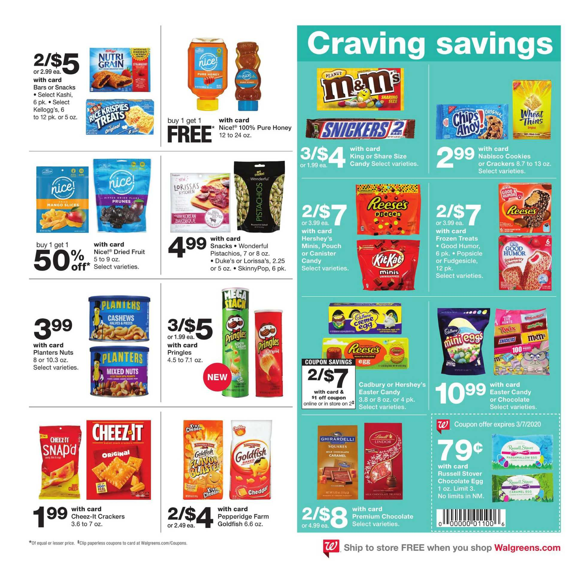 Walgreens - deals are valid from 03/01/20 to 03/07/20 - page 4.