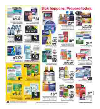 CVS - deals are valid from 02/09/20 to 02/15/20 - page 12.