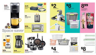 Target - deals are valid from 08/09/20 to 08/15/20 - page 9.