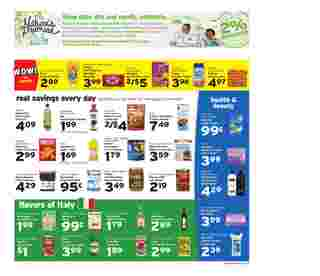 Hannaford - deals are valid from 10/11/20 to 10/17/20 - page 7.