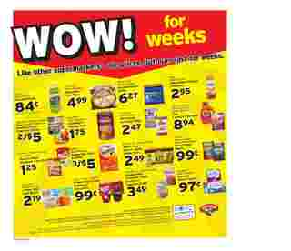 Hannaford - deals are valid from 10/11/20 to 10/17/20 - page 8.