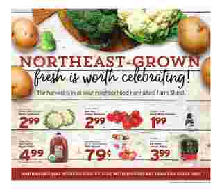 Hannaford - deals are valid from 10/11/20 to 10/17/20 - page 9.