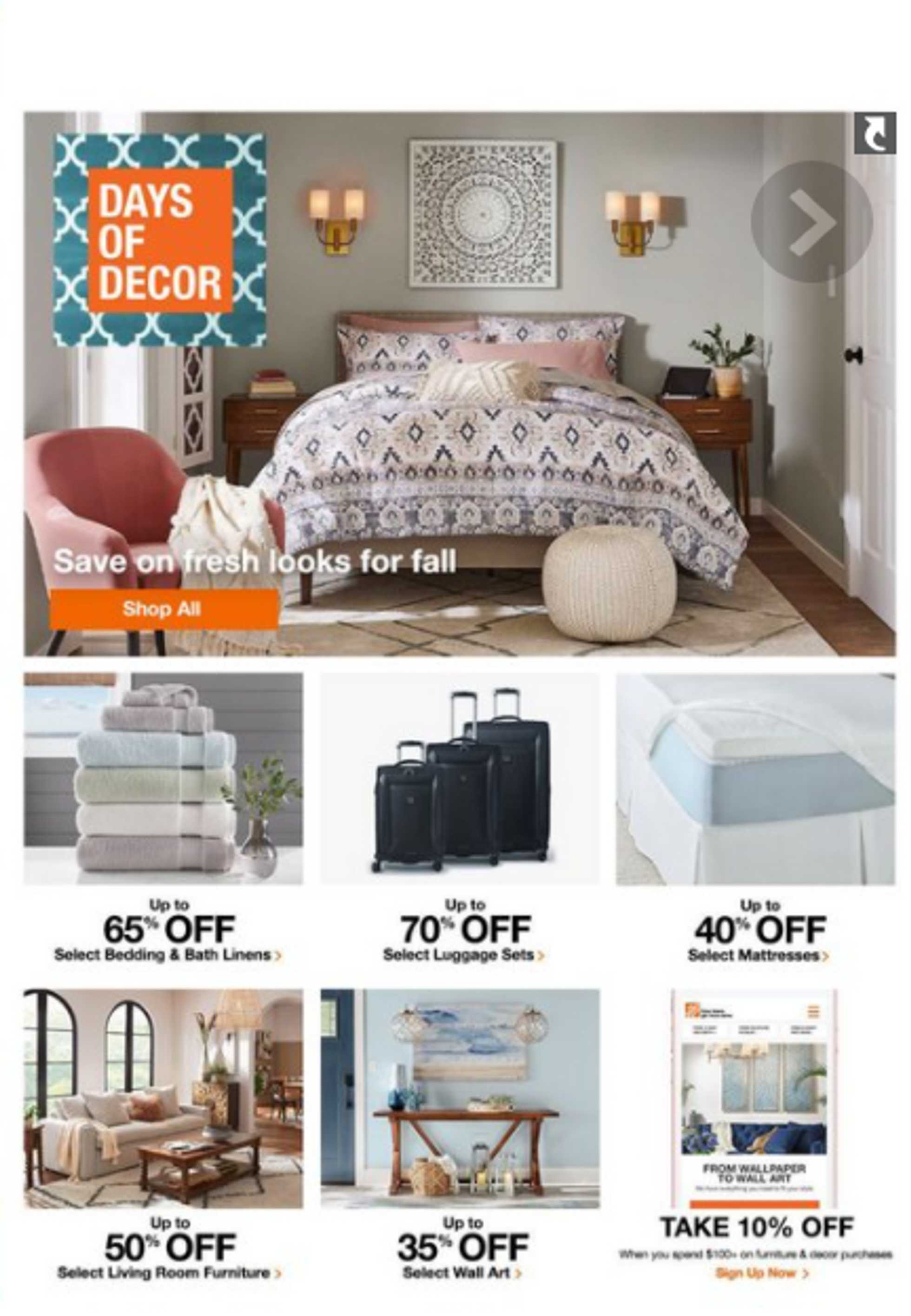 The Home Depot - deals are valid from 09/17/20 to 09/24/20 - page 3.