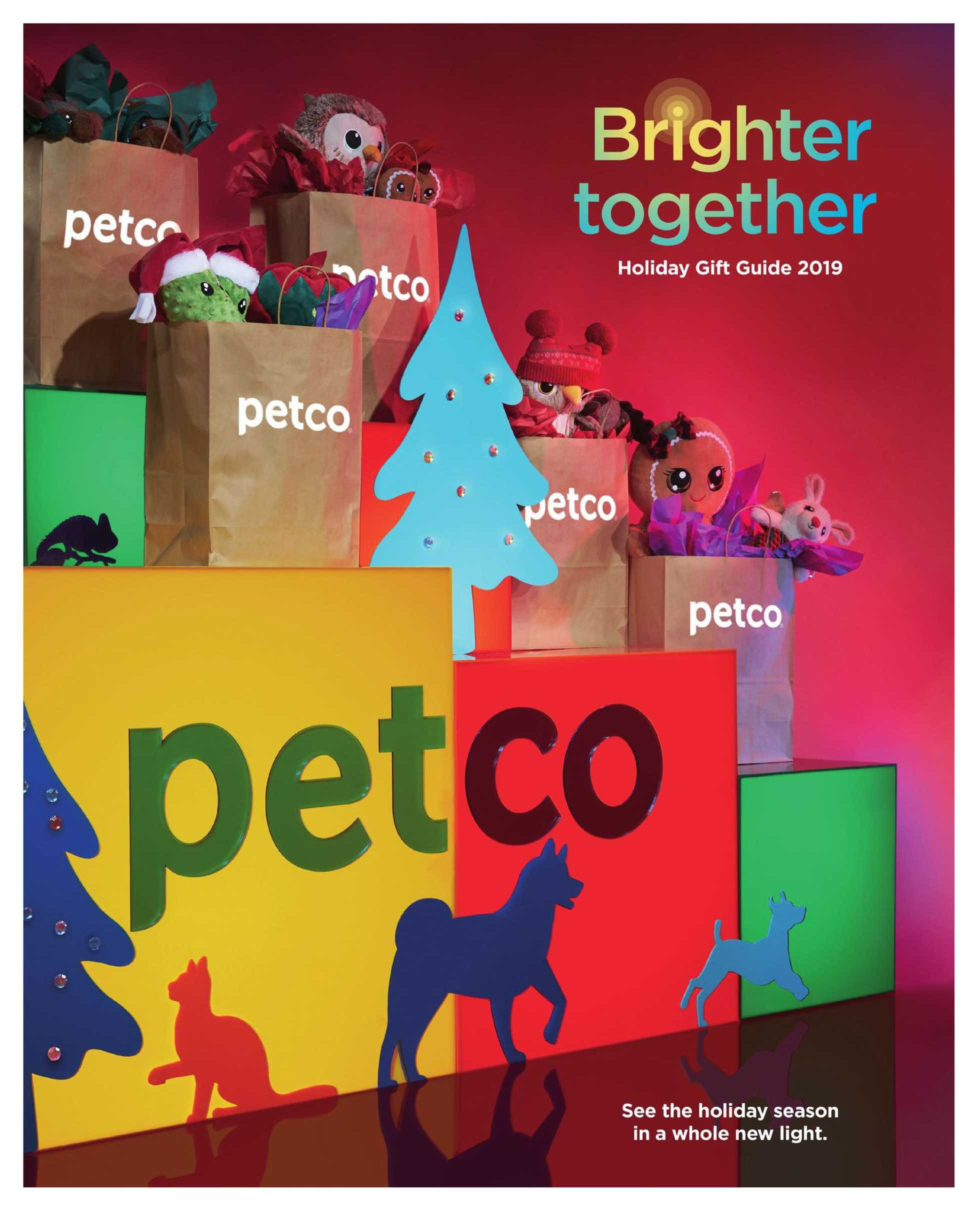 Petco - deals are valid from 11/17/19 to 12/25/19 - page 1.