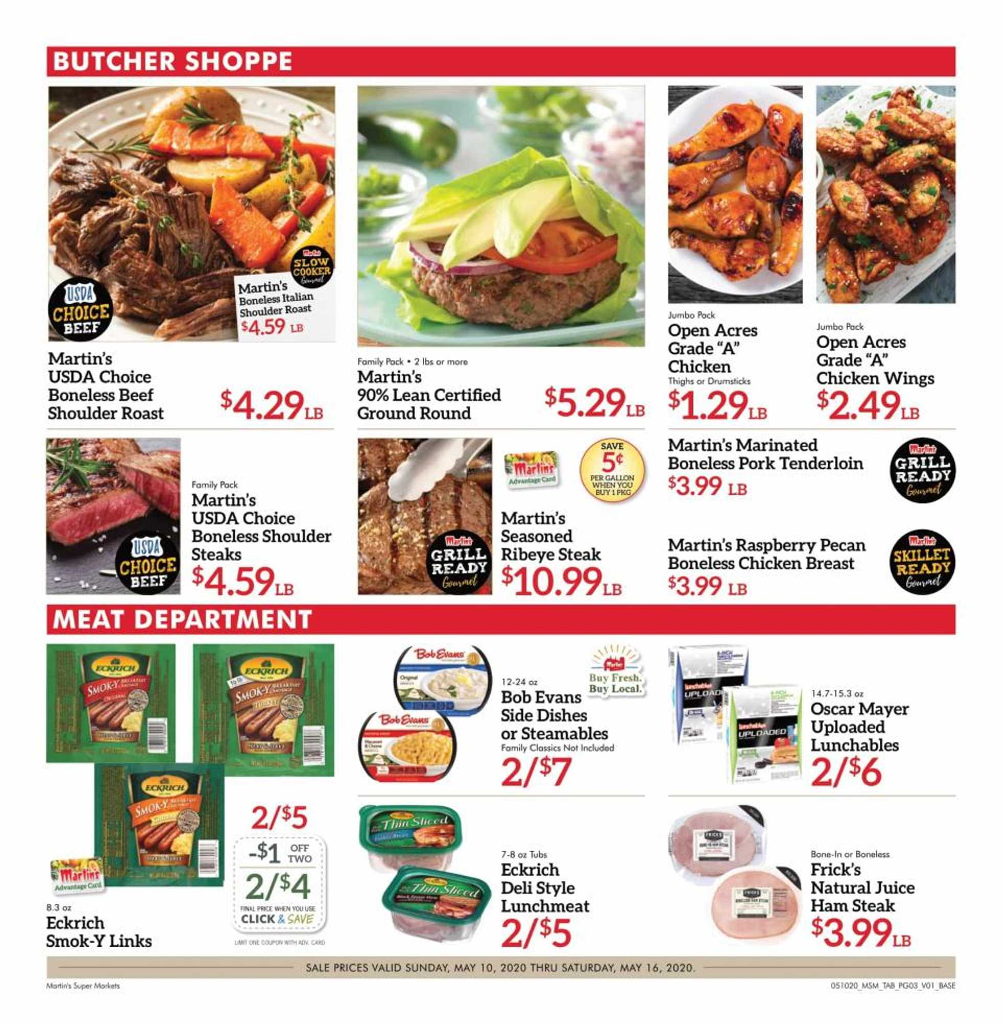 Martin's - deals are valid from 05/10/20 to 05/16/20 - page 3.