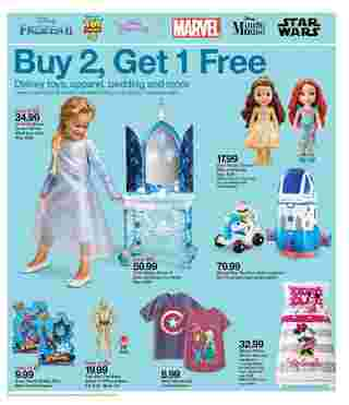 Target - deals are valid from 12/01/19 to 12/07/19 - page 19.