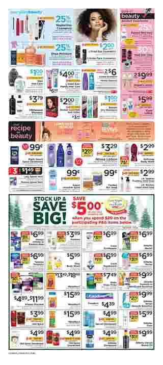 ShopRite - promo starting from 12/15/19 to 12/21/19 - page 12.