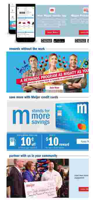 Meijer - deals are valid from 06/30/19 to 07/06/19 - page 18.