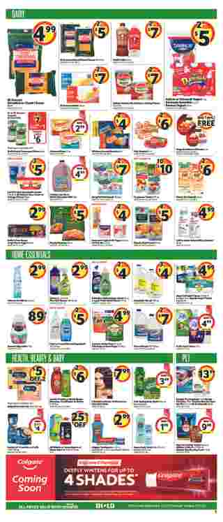 BILO - deals are valid from 01/15/20 to 01/21/20 - page 9.
