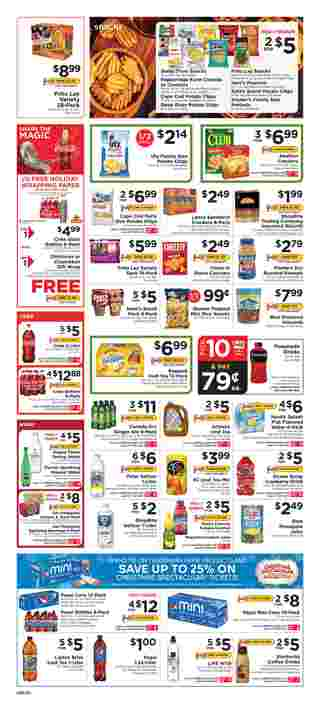 ShopRite - promo starting from 12/15/19 to 12/21/19 - page 6.
