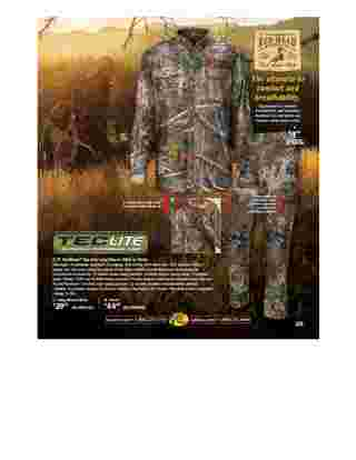 Bass Pro Shops - deals are valid from 09/01/19 to 12/28/19 - page 125.