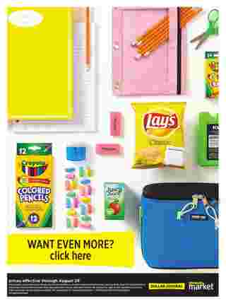 Dollar General - deals are valid from 07/05/20 to 08/29/20 - page 18.