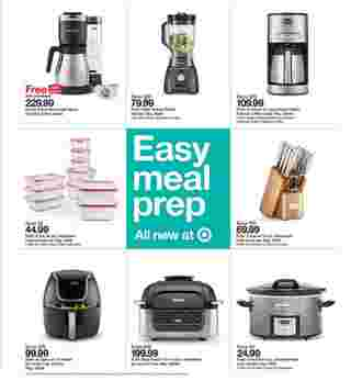 Target - deals are valid from 10/27/19 to 11/02/19 - page 10.