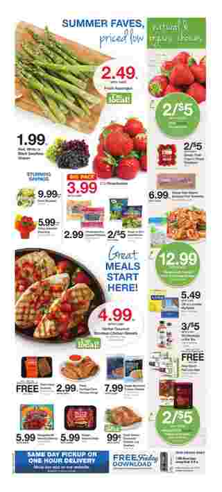 Kroger - deals are valid from 06/19/19 to 06/25/19 - page 5.