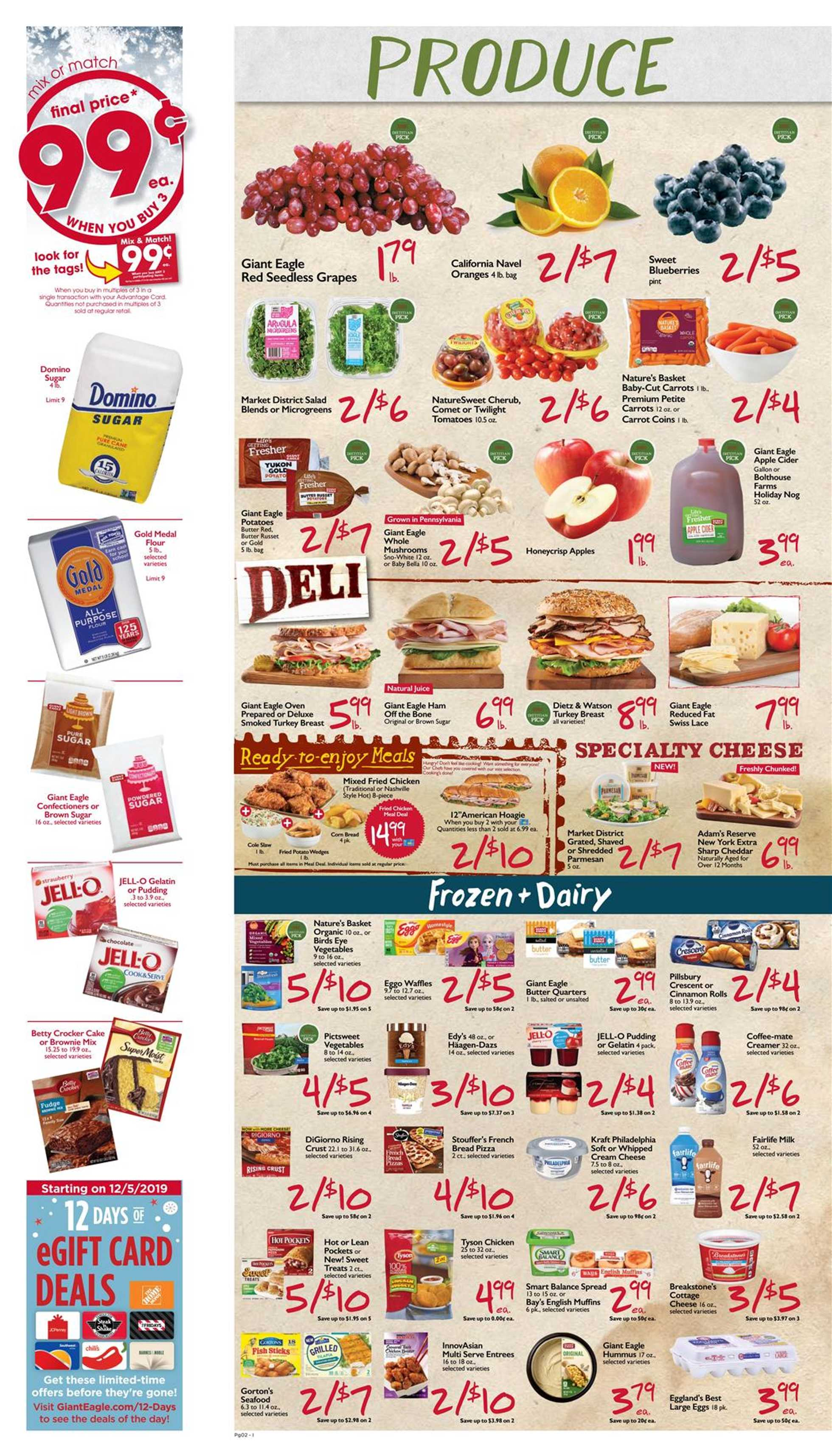 Market District - deals are valid from 12/05/19 to 12/11/19 - page 2.