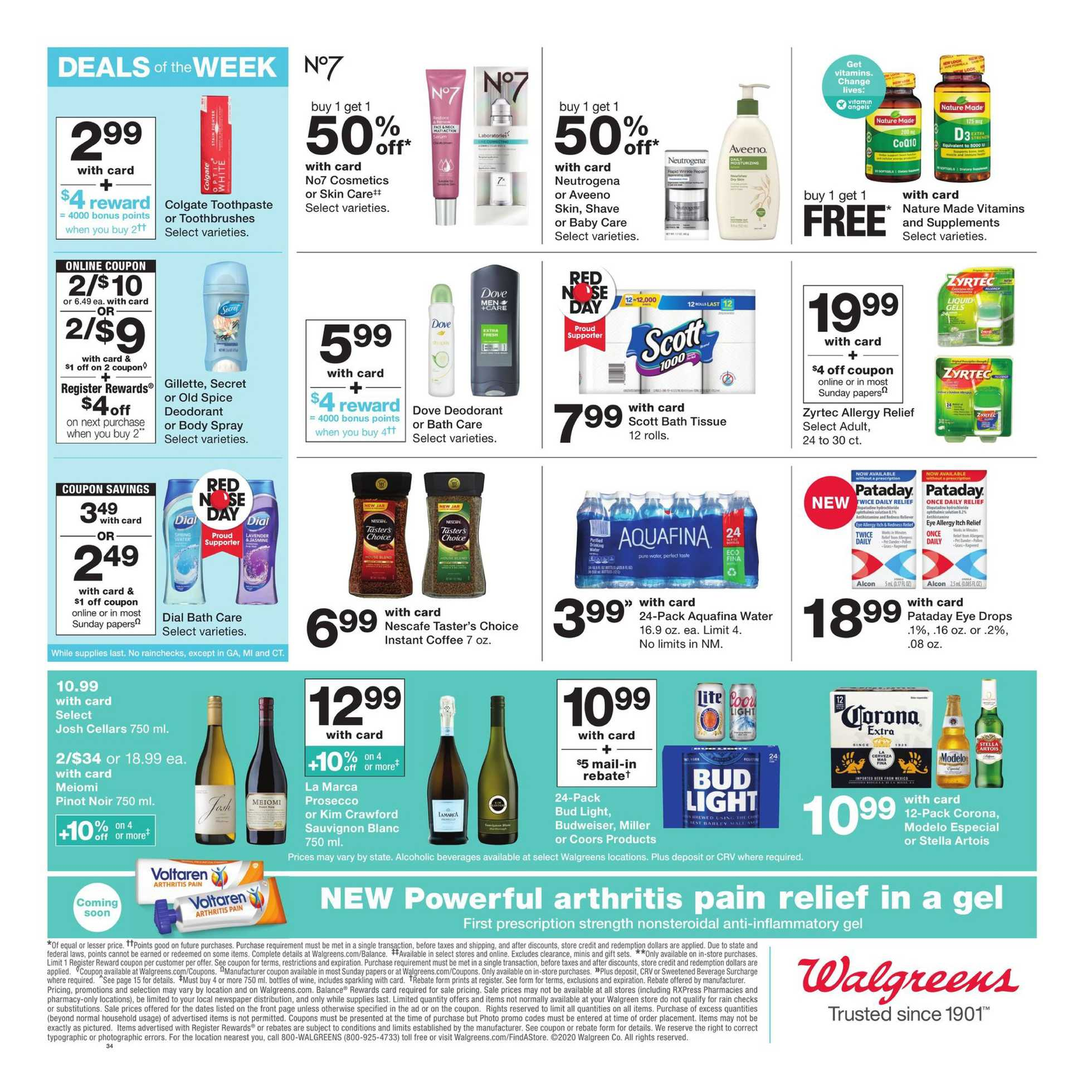 Walgreens - deals are valid from 05/03/20 to 05/09/20 - page 3.