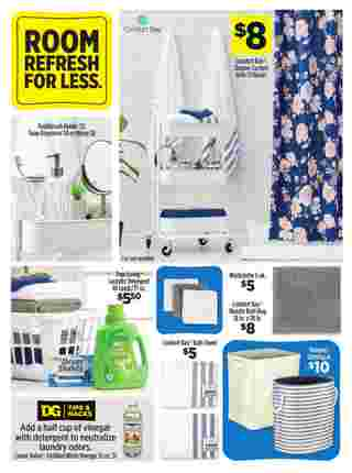 Dollar General - deals are valid from 07/05/20 to 08/29/20 - page 16.