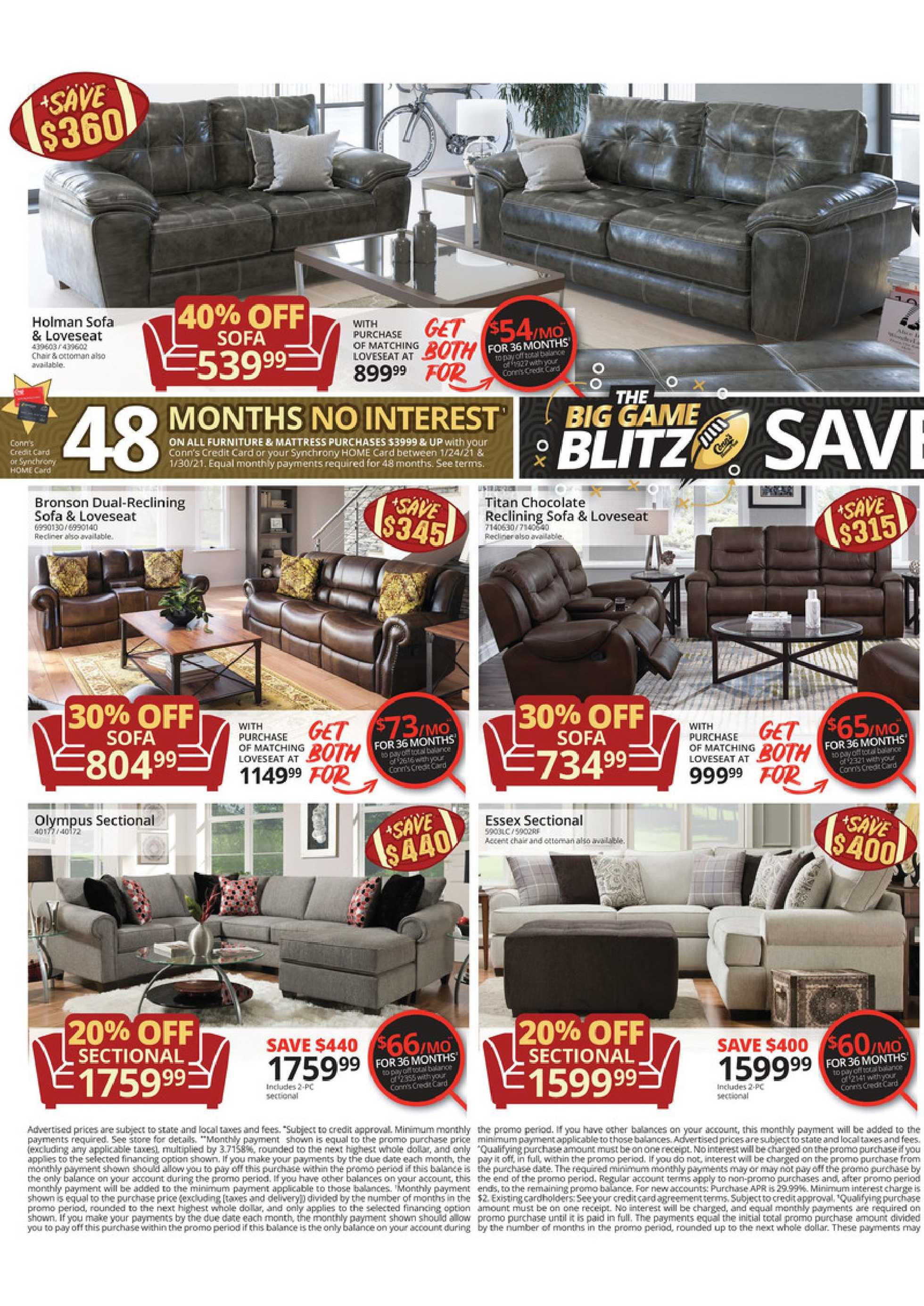 Conn's HomePlus - deals are valid from 01/24/21 to 01/30/21 - page 2.