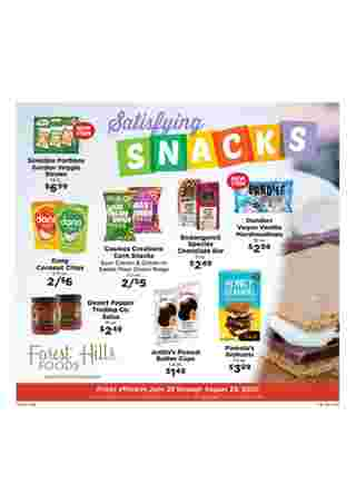 Forest Hills Foods - deals are valid from 06/28/20 to 08/29/20 - page 8.