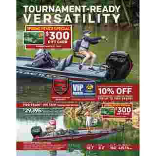 Bass Pro Shops - deals are valid from 01/01/20 to 01/01/21 - page 13.