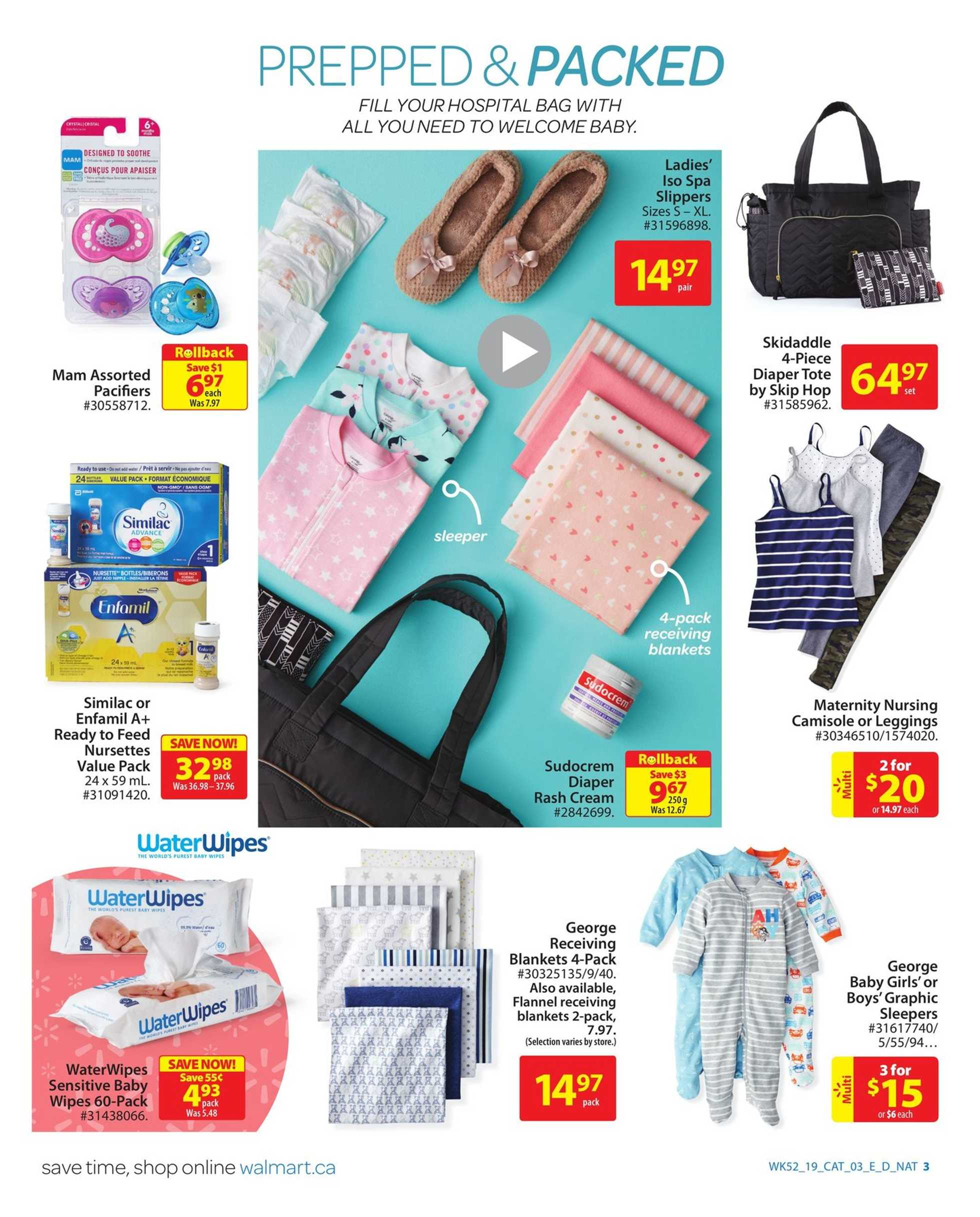 Walmart - deals are valid from 01/17/19 to 01/30/19 - page 3.