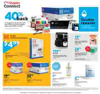 Staples - deals are valid from 09/13/20 to 09/19/20 - page 5.