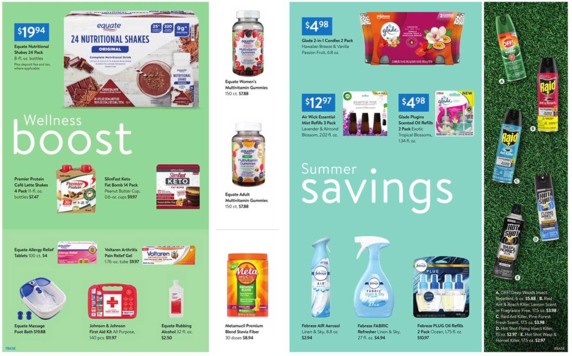 Walmart - deals are valid from 05/22/20 to 06/23/20 - page 4.