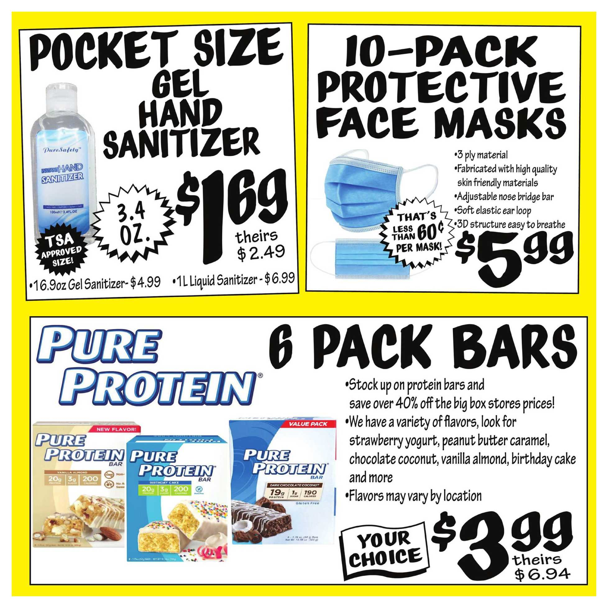Ollie's Bargain Outlet - deals are valid from 07/15/20 to 07/22/20 - page 2.