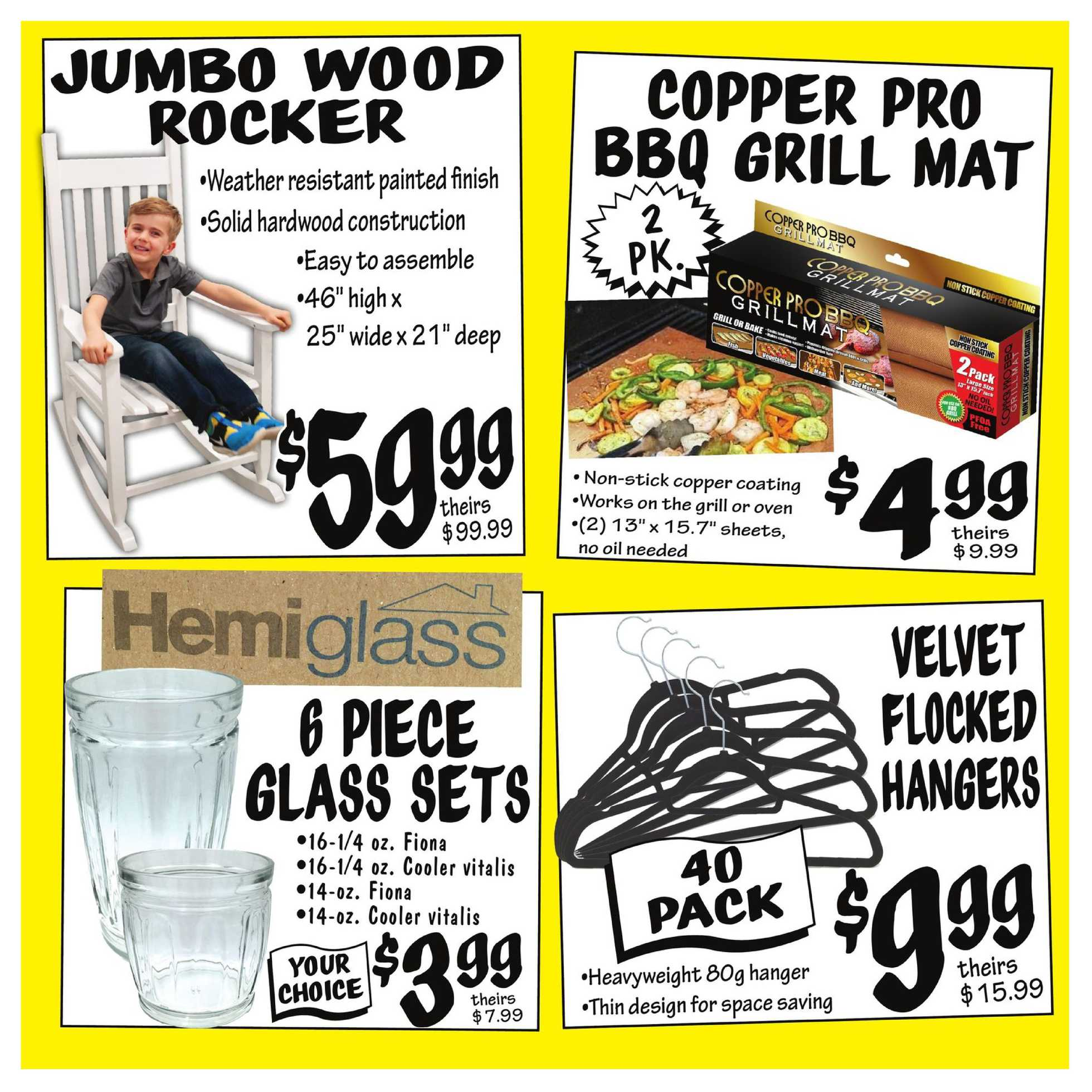 Ollie's Bargain Outlet - deals are valid from 07/15/20 to 07/22/20 - page 4.