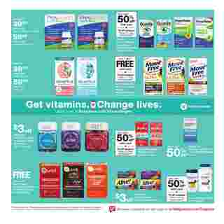 Walgreens - deals are valid from 05/03/20 to 05/09/20 - page 22.