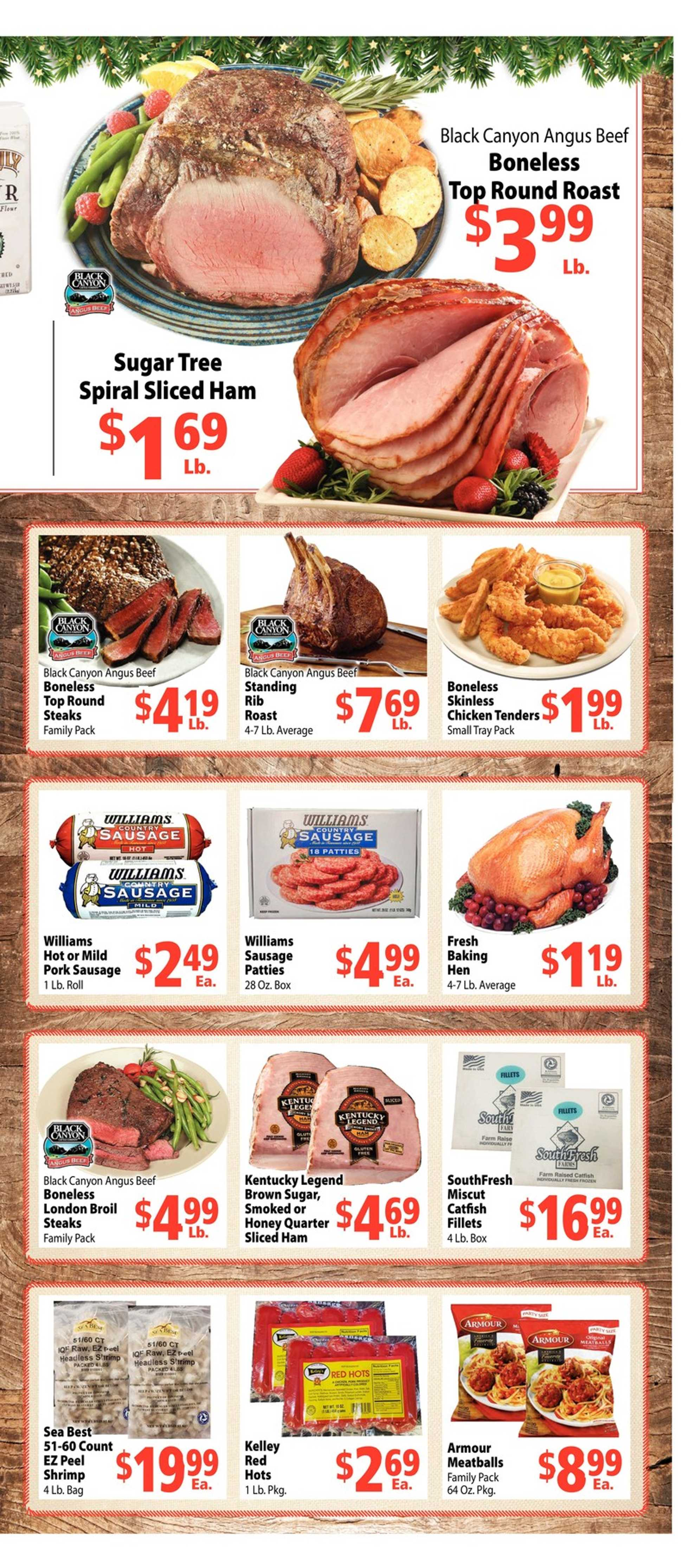 Piggly Wiggly - deals are valid from 12/18/19 to 12/24/19 - page 3.