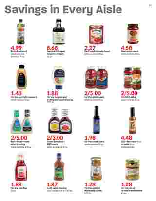 Hy-Vee - deals are valid from 10/21/20 to 10/27/20 - page 11.